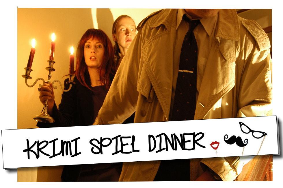 Krimi Dinner & Spiele
