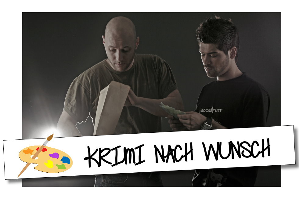 Only for You - Krimi nach Wunsch - Betriebsausflug - Teamtraining- Incentive